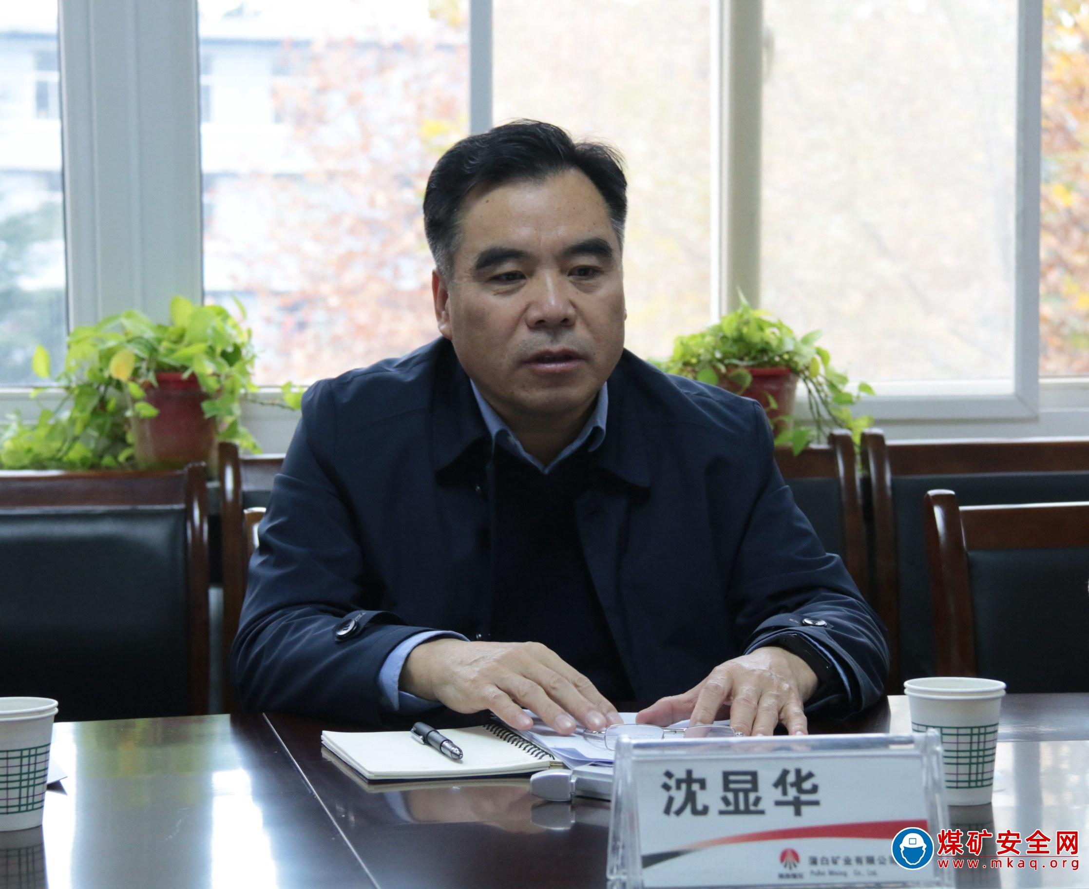 沈煤董事长_宁煤新董事长张胜利