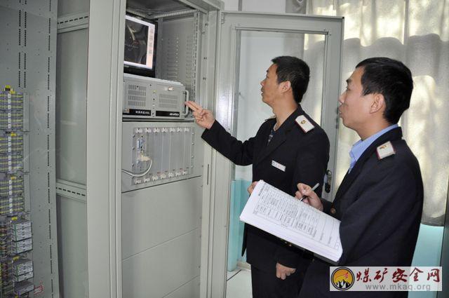 陕煤化澄合铁运分公司电务段加强设备日常维护确保安全运行