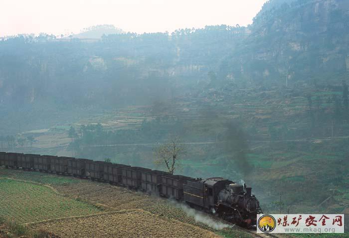 威远小火车被列为省级文物保护单位