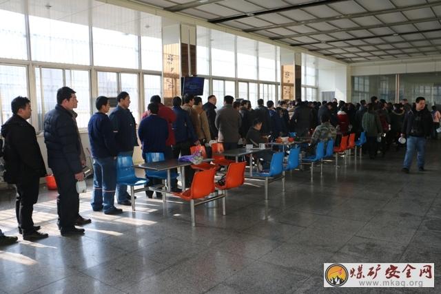 泗河煤矿:食堂饭菜赢赞誉-中国煤矿安全生产网